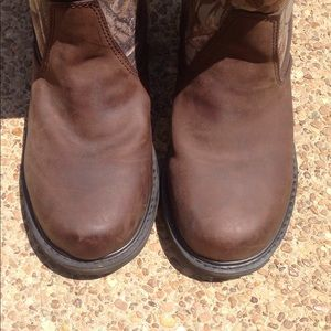 Rocky Shoes - Camo Rocky Boots